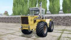 Raba-Steiger 250 double wheels para Farming Simulator 2017
