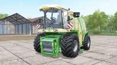 Krone BiG X 1100 SGDW para Farming Simulator 2017