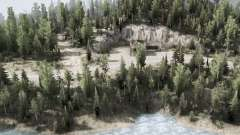 Kootenay Mountains para MudRunner