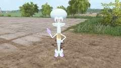Lula molusco para Farming Simulator 2017