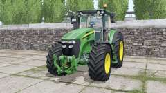 John Deere 7930 chip tuning para Farming Simulator 2017