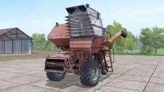 SK-5 Niva ceifeiras-debulhadoras para Farming Simulator 2017