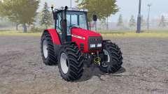 Massey Ferguson 6290 animation doors para Farming Simulator 2013