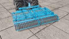 Lemken Kompaktor S400 GAM v2.5 para Farming Simulator 2017