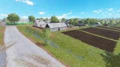 A aldeia de Berry v1.4.2 para Farming Simulator 2017
