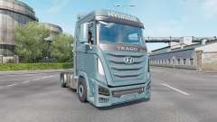 Hyundai Trago Xcient 2013 para Euro Truck Simulator 2