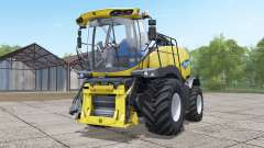 New Holland FR850 with bunker para Farming Simulator 2017