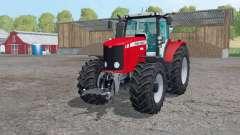 Massey Ferguson 6499 2008 para Farming Simulator 2015