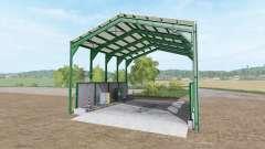 Station de lavage para Farming Simulator 2017