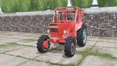 MTZ 52 Bielorrússia vermelho para Farming Simulator 2017