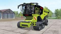 Claas Lexion 795 crawler para Farming Simulator 2017