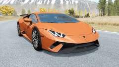 Lamborghini Huracan LP 640-4 Performante (LB724) para BeamNG Drive
