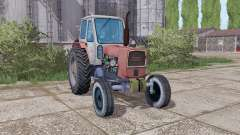 UMZ 6L cinza vermelho para Farming Simulator 2017