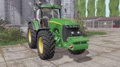 John Deere 8320 para Farming Simulator 2017