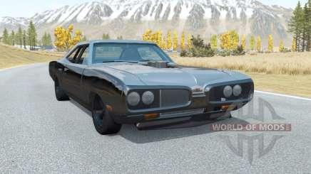 Dodge Coronet RT (WS23) 1970 v3.2 para BeamNG Drive
