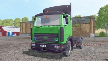 MAZ 54323 para Farming Simulator 2015