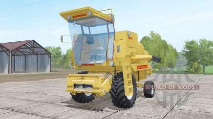 New Holland Clayson 8050 wheels selection para Farming Simulator 2017