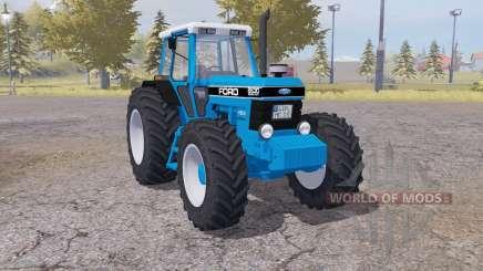 Ford 8630 Powershift 1992 para Farming Simulator 2013