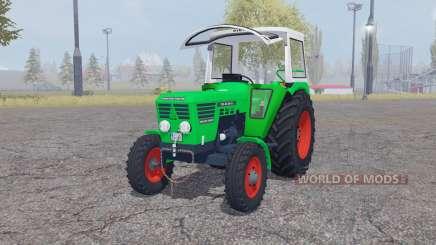 Deutz D 45 06 S para Farming Simulator 2013