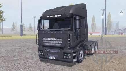 Iveco Stralis 6x4 para Farming Simulator 2013