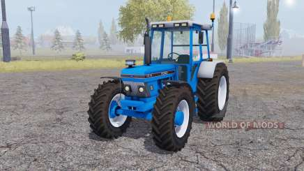 Ford 7810 twin wheels para Farming Simulator 2013