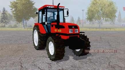 Bielorrússia 1025.3 vermelho para Farming Simulator 2013