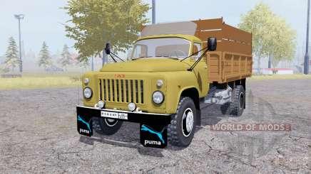 GÁS SAZ 3507 para Farming Simulator 2013