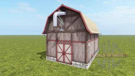 Special Storage Space para Farming Simulator 2017