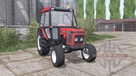 Zetor 4320 para Farming Simulator 2017