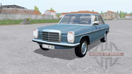 Mercedes-Benz 200D (W115) 1968 para Farming Simulator 2017
