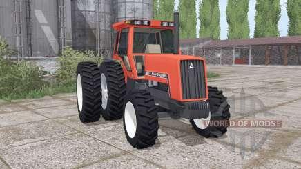 Allis-Chalmers 8050 dual rear para Farming Simulator 2017