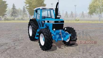 Ford 8630 Power Shift 4x4 para Farming Simulator 2013
