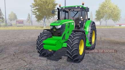 John Deere 6210R weight para Farming Simulator 2013
