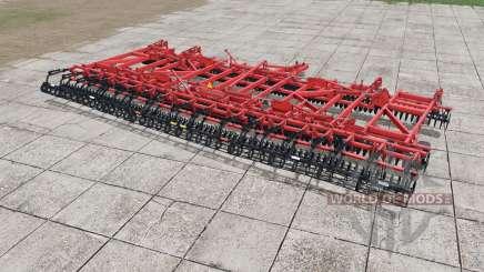 Kuhn Excelerator 8000-50 v1.1 para Farming Simulator 2017