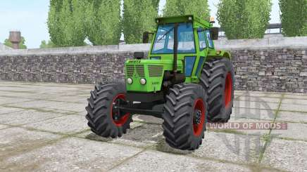 Deutz D 80 06 interactive control para Farming Simulator 2017