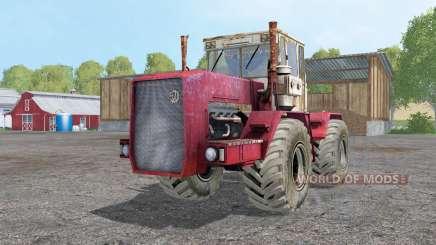 Kirovets K-710 rodas duplas para Farming Simulator 2015