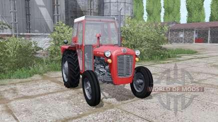 IMT 539 DeLuxe interactive control para Farming Simulator 2017