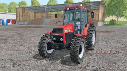 Ursus 934 change wheels para Farming Simulator 2015