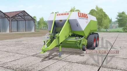 Claas Quadrant 2200 RC v1.1 para Farming Simulator 2017
