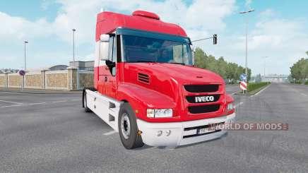 Iveco PowerStar Strator 2005 v4.2 para Euro Truck Simulator 2