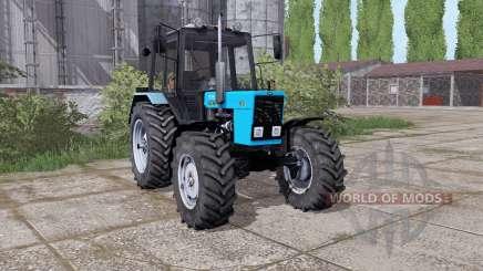 MTZ Bielorrússia 82.1 animação peças para Farming Simulator 2017