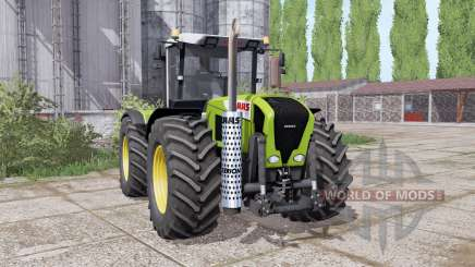 CLAAS Xerion 3800 Trac VC chip tuning para Farming Simulator 2017