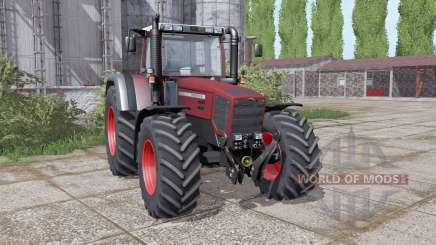 Fendt Favorit 816 Turboshift twin wheels para Farming Simulator 2017
