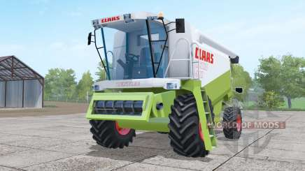 Claas Lexion 480 working mirrors para Farming Simulator 2017