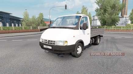 GAZ 3302 Gazela 2002 para Euro Truck Simulator 2