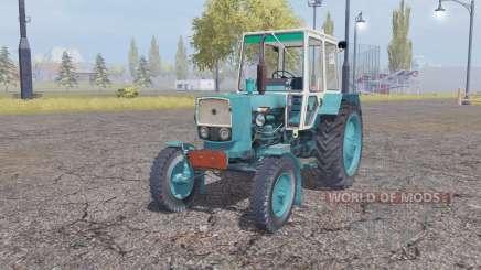 YUMZ 6КЛ animação portas para Farming Simulator 2013