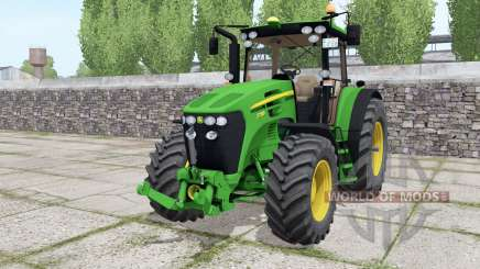 John Deere 7730 motor selection para Farming Simulator 2017