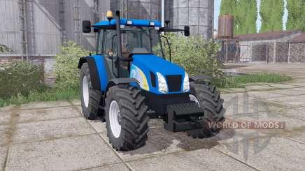 New Holland T5070 rundumleuchten para Farming Simulator 2017