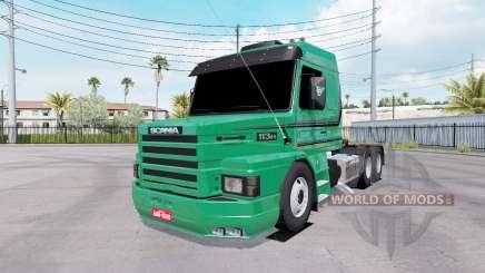 Scania T113H 360 para American Truck Simulator