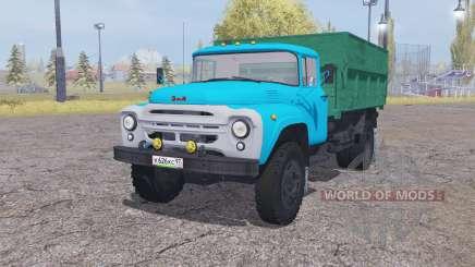ZIL MMZ 554 1972 v2.0 para Farming Simulator 2013